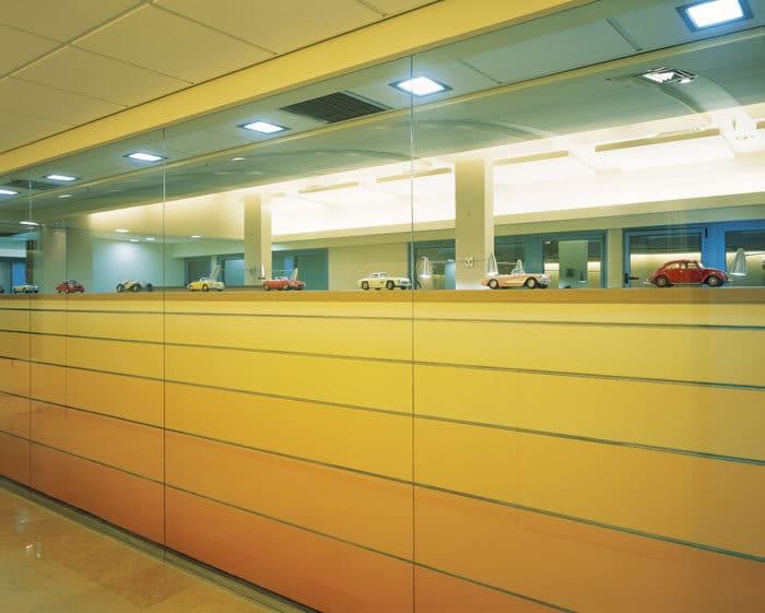 עיצוב משרדים בחברת הליסינג