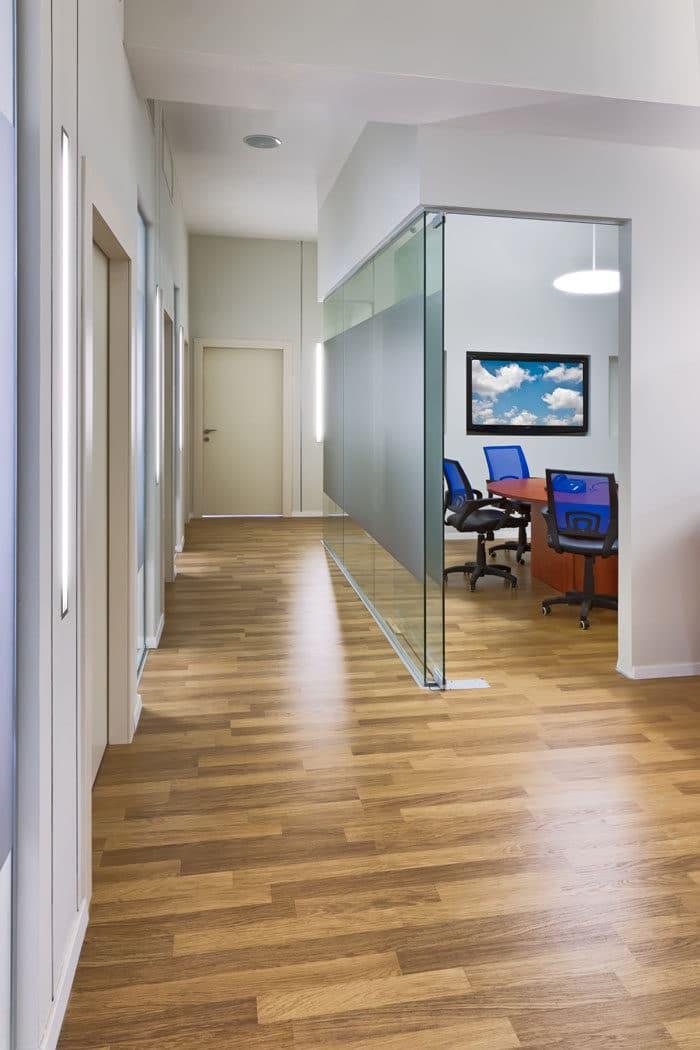 עיצוב משרדים לחברת שילוח אווירית