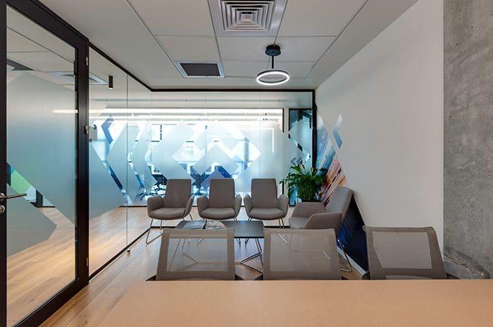 עיצוב משרד מנהל